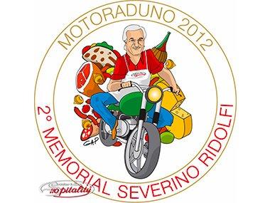 Motoraduno 2012 - 2° Memorial Severino Ridolfi